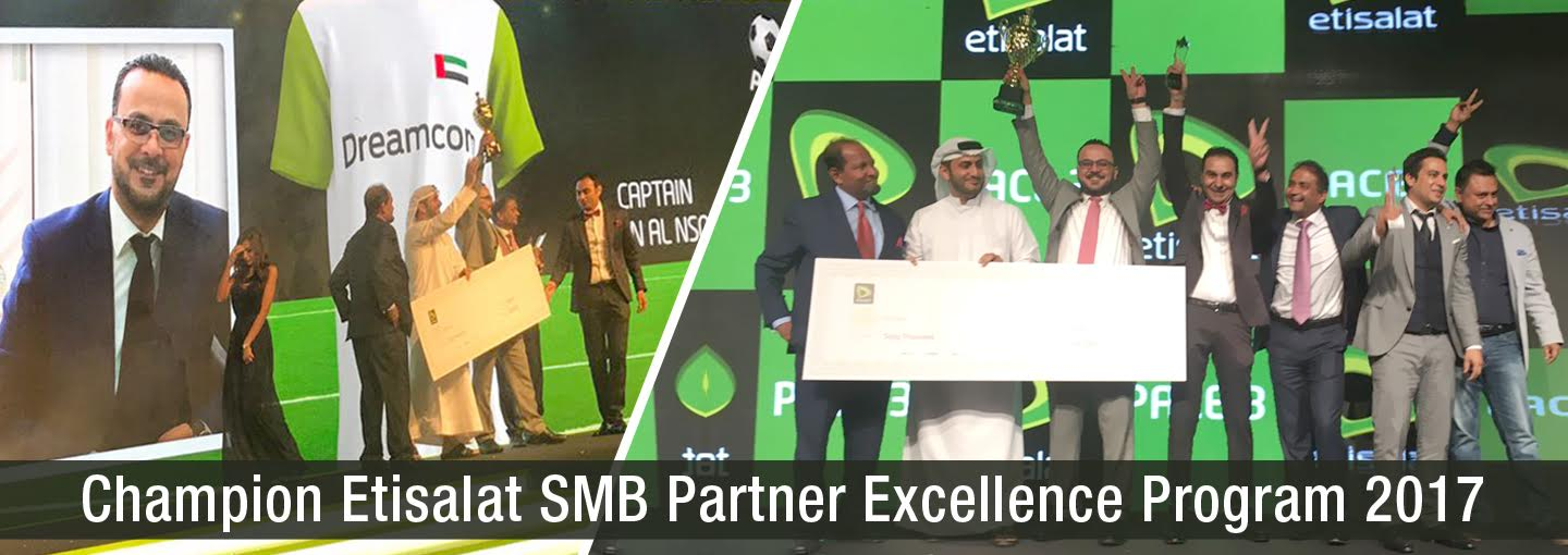 Etisalat Channel partner