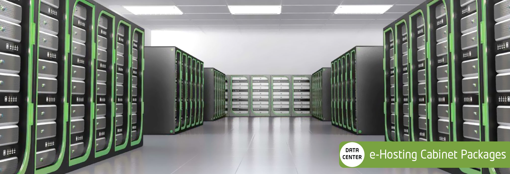 Etisalat eHosting Cabinet Packages