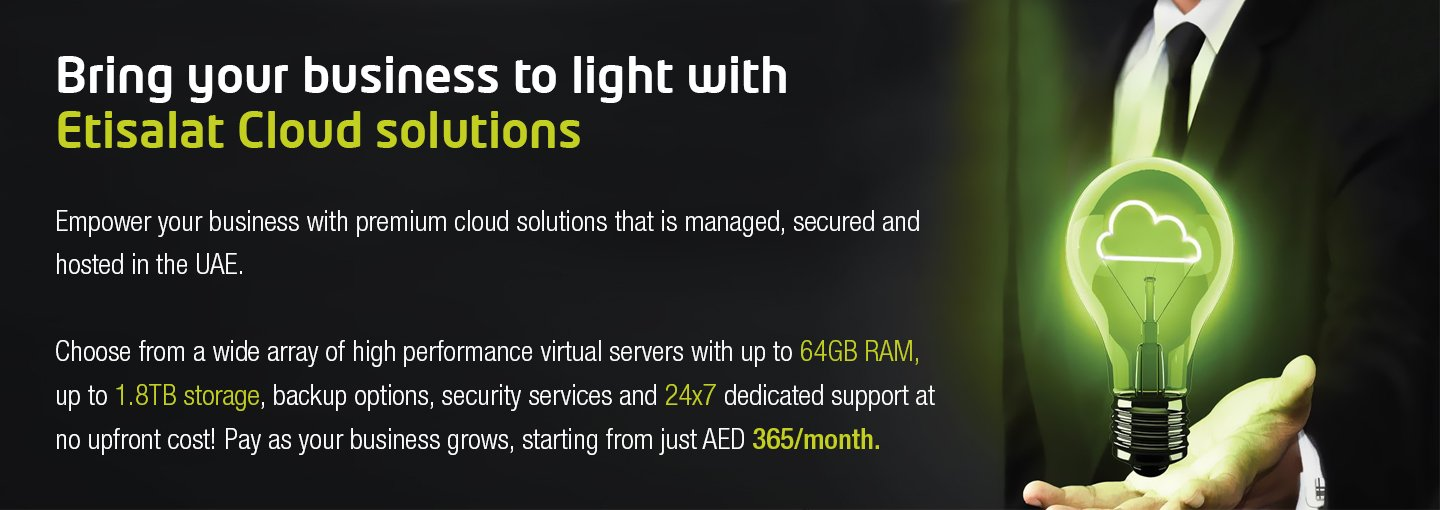 Etisalat Cloud Solutions