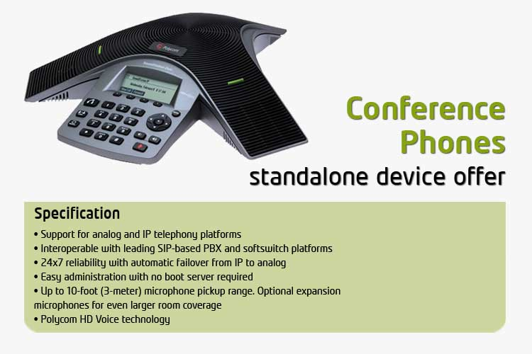 Conference-Phones