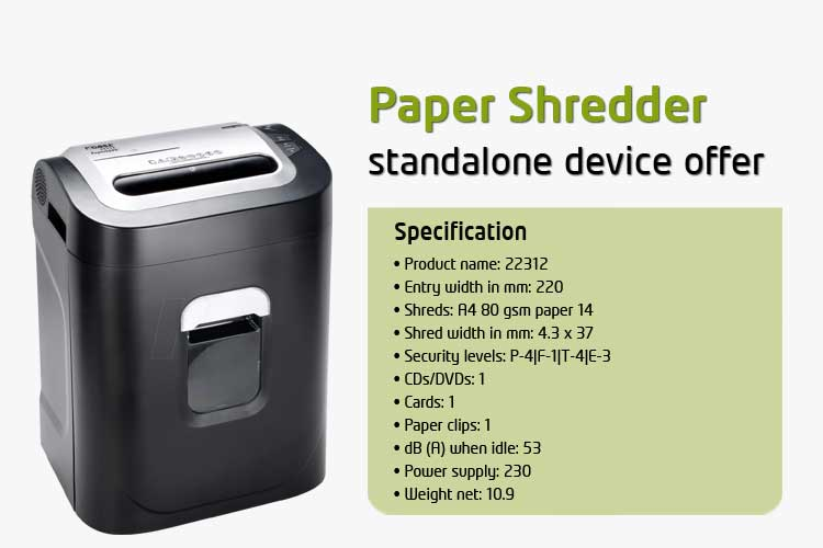 Paper-Shredder